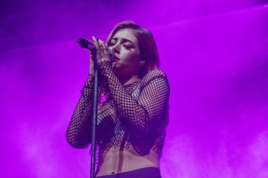 Against The Current, London, 29/8/18 (photo © Jessica Piochon for Sync)