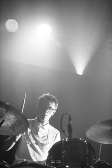 Jerry Williams, Portsmouth, 28/9/18 (photo © Tony Palmer)
