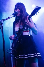 Calva Louise, London, 10/10/18 (photo © Selena Ferro for Sync)