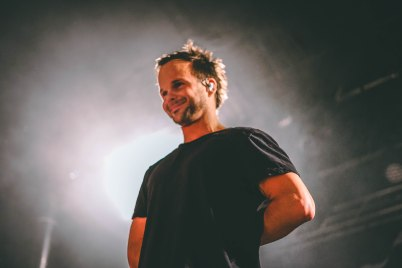 The Rasmus, Nottingham, 20/10/18 (photo © Rebecca Marshall for Sync)