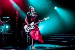 Dream Wife, London, 31/10/18 (photo © Linda Brindley for Sync)