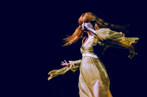 Florence and the Machine, London, 20/11/18 (photo © Linda Brindley for Sync.)