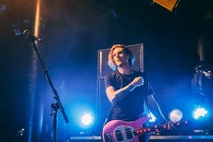 A, Nottingham, 13/11/18 (photo © Rebecca Marshall for Sync)