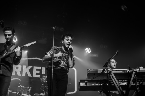 Arkells, London, 23/11/18 (photo © Ace Cheng for Sync)
