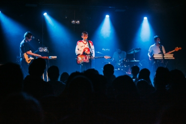 Boniface, London. 6/11/18 (photo © Sam Gormley for Sync)