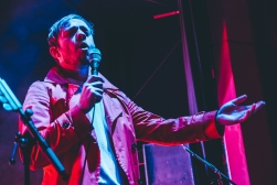 Everything Everything, London, 27/11/18 (photo © Jessica Piochon for Sync)