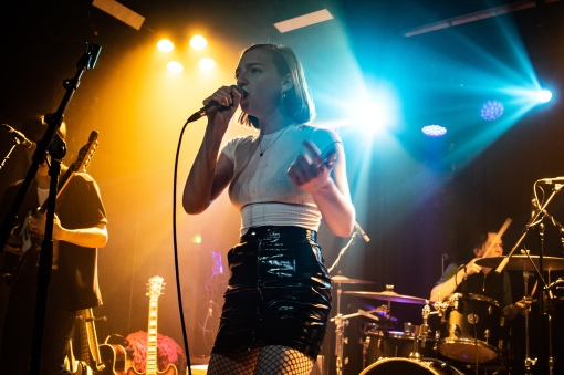 Sophie and the Giants, London, 15/11/18 (photo © Linda Brindley for Sync)