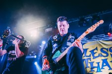 Less Than Jake, Nottingham, 3/11/18 (photo © Rebecca Marshall for Sync)