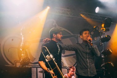 Suburban Legends, Nottingham, 3/11/18 (photo © Rebecca Marshall for Sync)