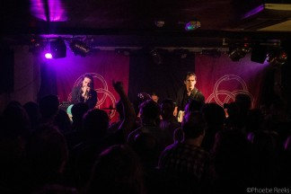 The Blinders, Southampton, 9/11/18 (photo © Phoebe Reeks for Sync)