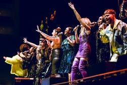 Urban Voices Choir, London, 5/12/18 (photo © Linda Brindley for Sync)