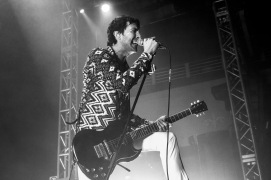 Miles Kane, Leeds, 29/11/18 (photo © Dani Blakeley for Sync)